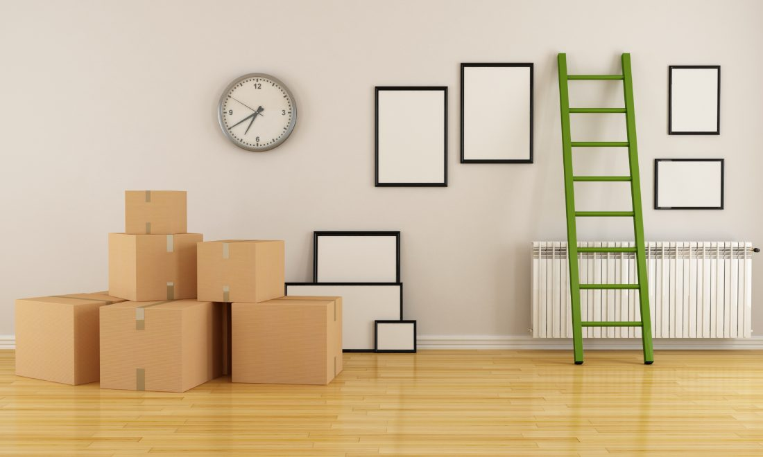 save money moving house